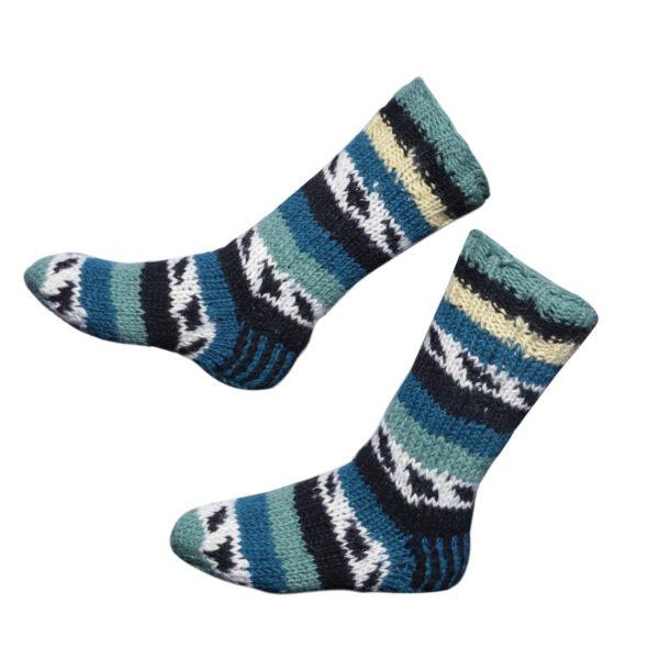Socks Blue mix