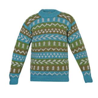 Sweater Men Army Green