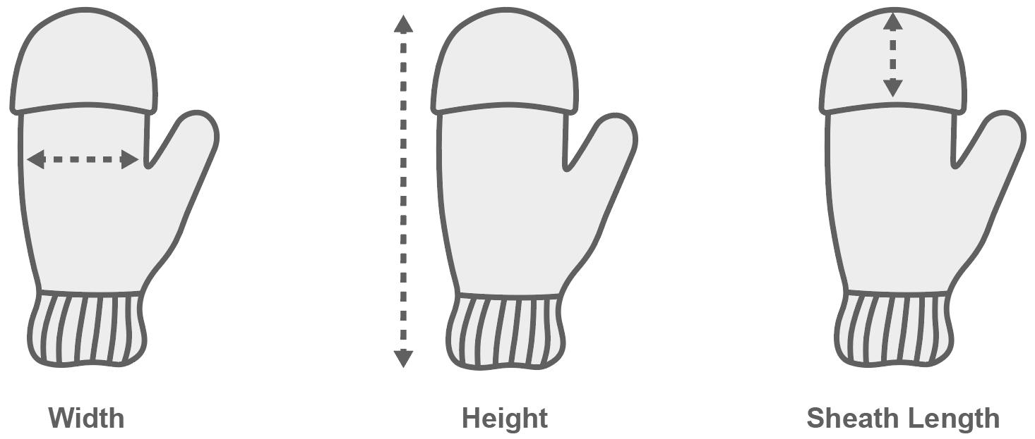 image 9 Half-finger Mittens Gloves