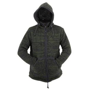 Jacket Jacket Army Green-Black