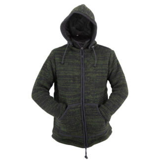 Jacket Jacket Army Green-Black