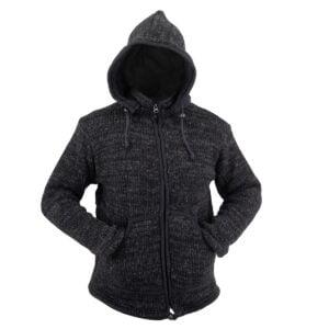 Jacket Jacket Charcoal-Black