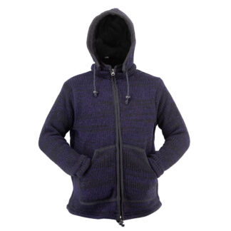 Jacket Jacket Bringal purple-Black