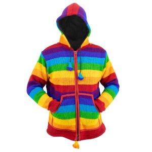 Jacket Jacket Rainbow Set