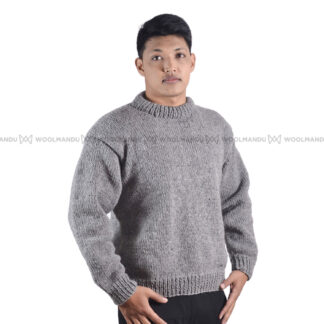 Sweater Men Grey