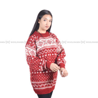 Sweater Sweater Red