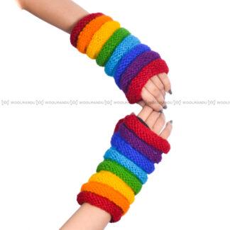 Coil Hand Warmer Hand Warmer Rainbow