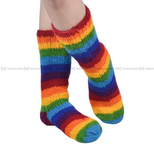 Socks Rainbow