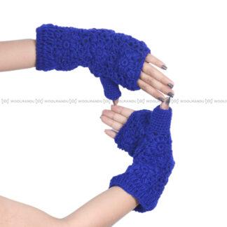 Crochet Hand Warmer Hand Warmer flower