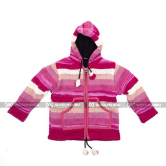 Kids Jacket Children pink