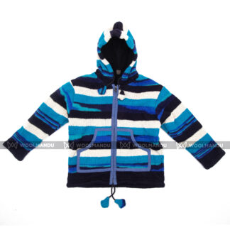 Kids Jacket Children Blue