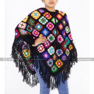 Handmade Crochet Poncho