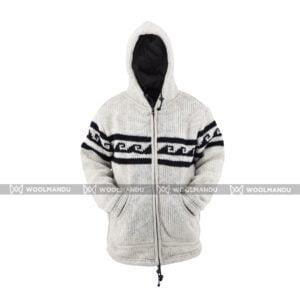 Jacket Jacket grey-white