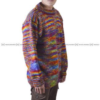 Sweater Men Rainbow