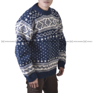 Sweater Men navy